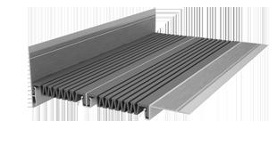 Профиль для деформационного шва ДШС-150/0-УК