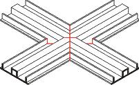 Гидроизоляционная шпонка тип ДО