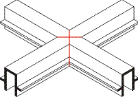 Гидроизоляционная шпонка тип ДЗ