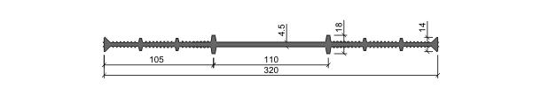 Гидрошпонка ХВ-320
